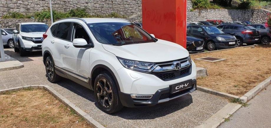 Honda CR-V 1,5T