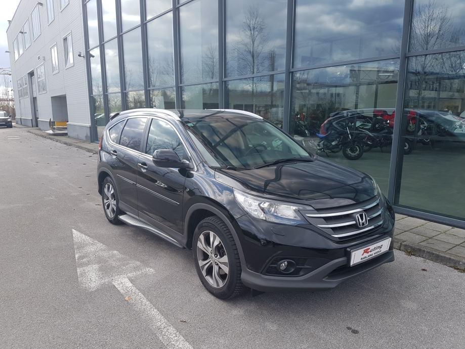 Honda CR-V 2,2 i