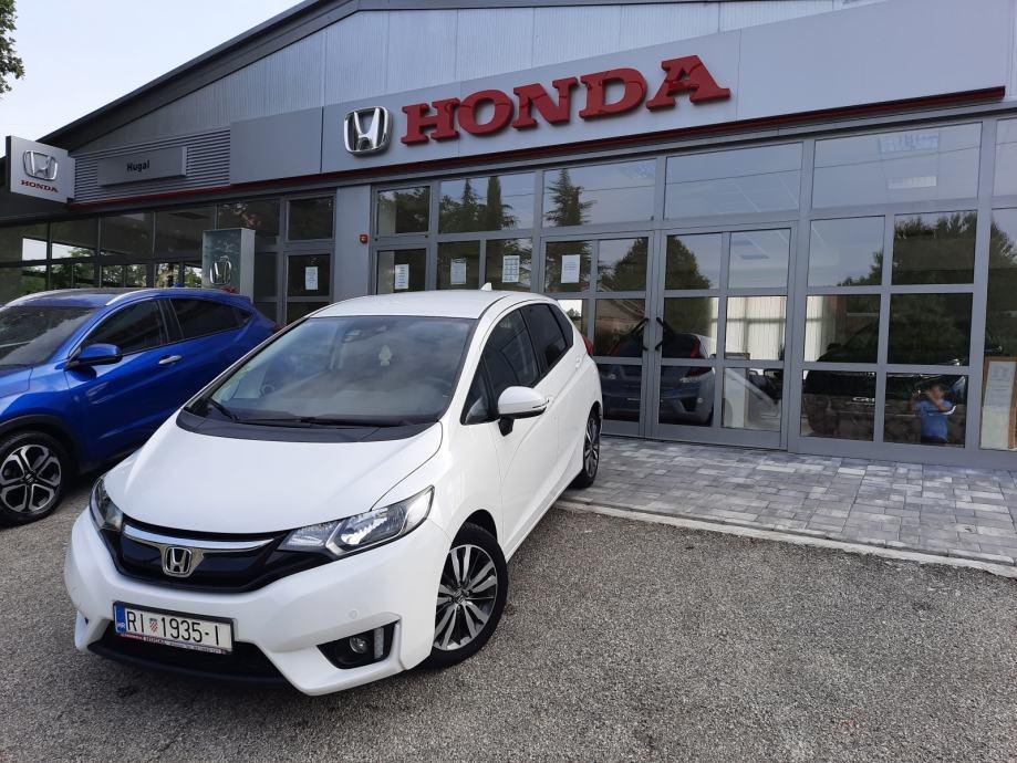 Honda Jazz 1,3i elegance navi!