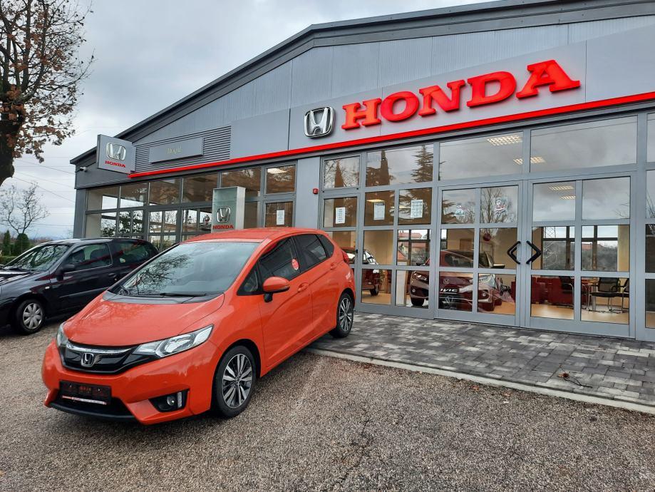 Honda Jazz 1,3i elegance, prvi vlasnik!