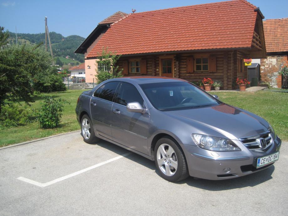 Honda Legend 3,5 V6, 2006 god.