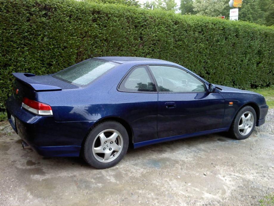 Honda Prelude 2,0 i PLIN ,registrirana do 4/2015, 1998 god.  Honda Prelude 2...