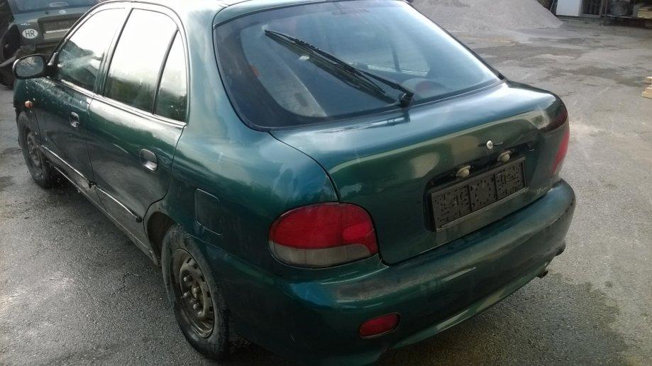 Hyundai Accent 1,3 LSi DIJELOVI