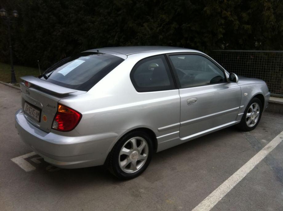 Hyundai Accent 1,6 GT