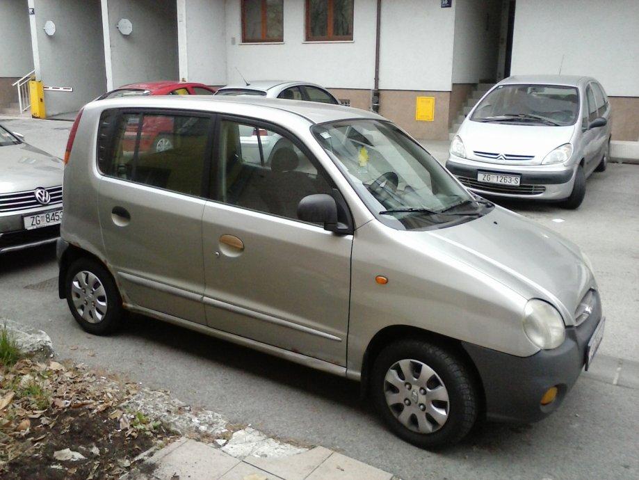 Hyundai Atos 1,0 GLS NEISPRAVAN ZA DJELOVE  KLIMA