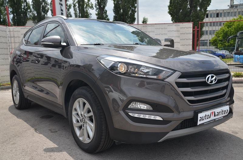Hyundai Tucson 1,7 CRDi automatik * XTRONIC* * 2 GODINE GARANCIJA*