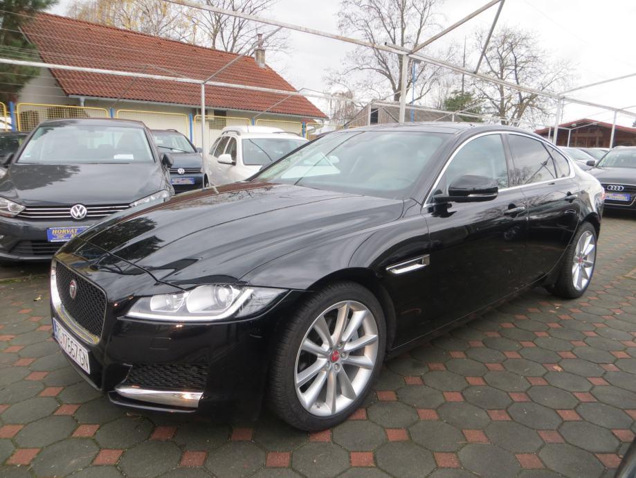 Jaguar XF 2,0 Automatik; 180Ks; Full; Servisna; Koža..