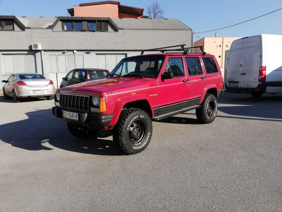 Jeep Cherokee XJ 4.0