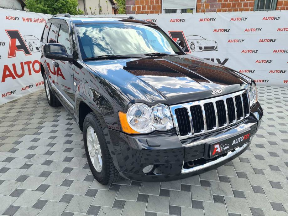 "Jeep Grand Cherokee 3.0 CRD 4x4 Limited, Bixenon, Navi, PDC, Kuka, 17"""