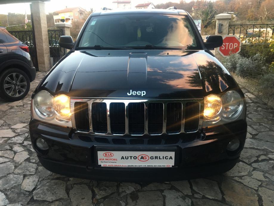 Jeep Grand Cherokee 3,0 CRD
