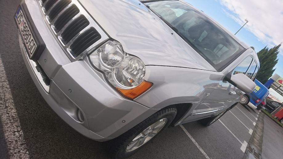 Prilika! Jeep Grand Cherokee 3,0 CRD