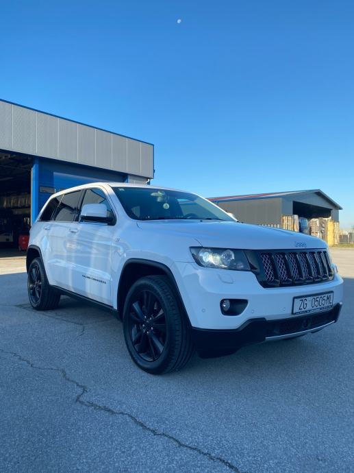 Jeep Grand Cherokee 3,0 V6 CRD automatik