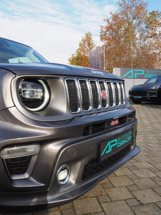 Jeep Renegade 1.3GSE T4 Limited FWD 1.Vl., 4Tkm!!!
