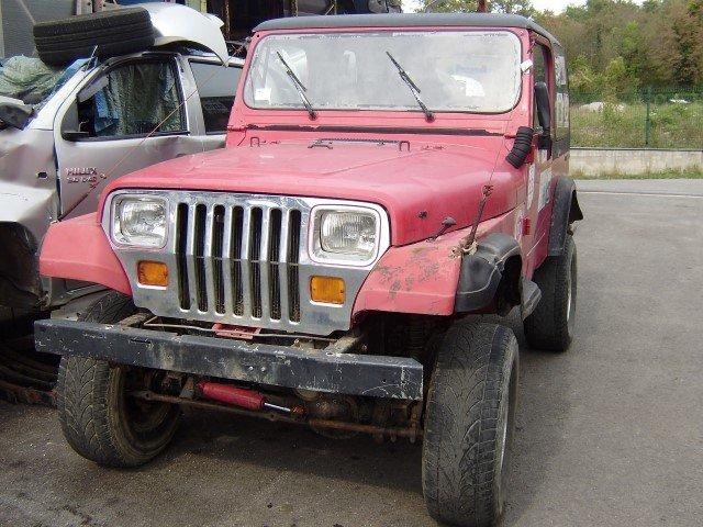 Jeep Wrangler 4,0 Top DIJELOVI
