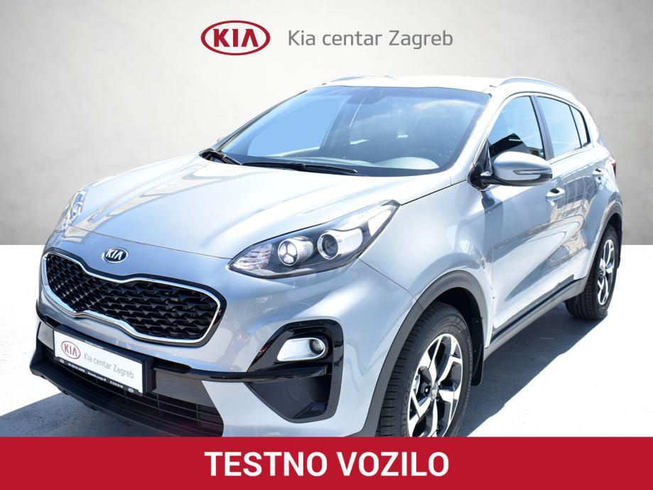KIA Sportage 1,6 CRDI LP LX EDITION M/T 2WD, TVORNIČKA GARANCIJA