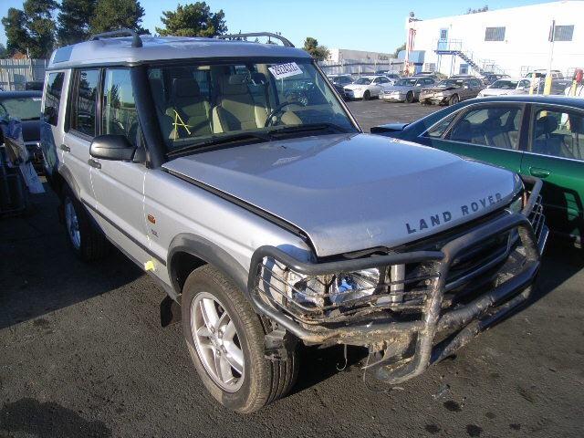 Land Rover Discovery TD5 po dijelovima