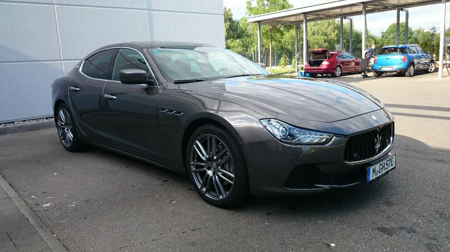 Maserati Ghibli 3.0 V6, 2014 god.