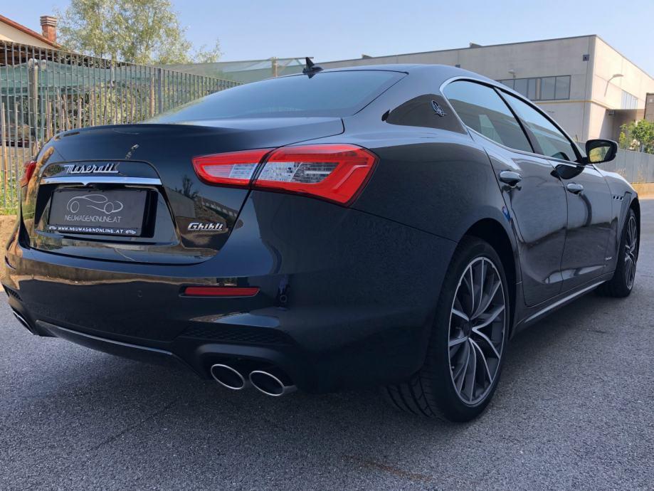 Maserati Ghibli Diesel GranSport Automatik, 2019 god.