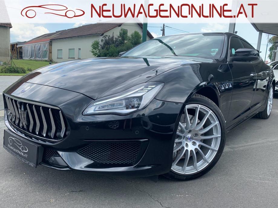 Maserati Quattroporte Diesel Gransport Automatik, 2019 god.