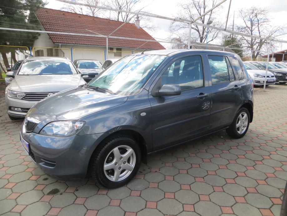 Mazda 2 1,2 i II,75Ks,1Vl,Servisna,Samo 116.000Km,Klima,Alu,Top Stanje