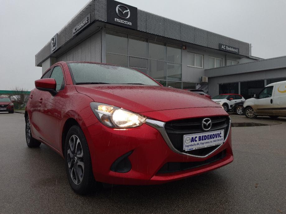 Mazda 2 G75 TAKUMI ODLIČNO STANJE,SERVISNA ,REG.08/2021 REDIZAJN 2017