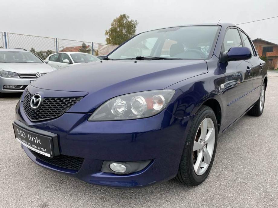 Mazda 3 1.6 CD