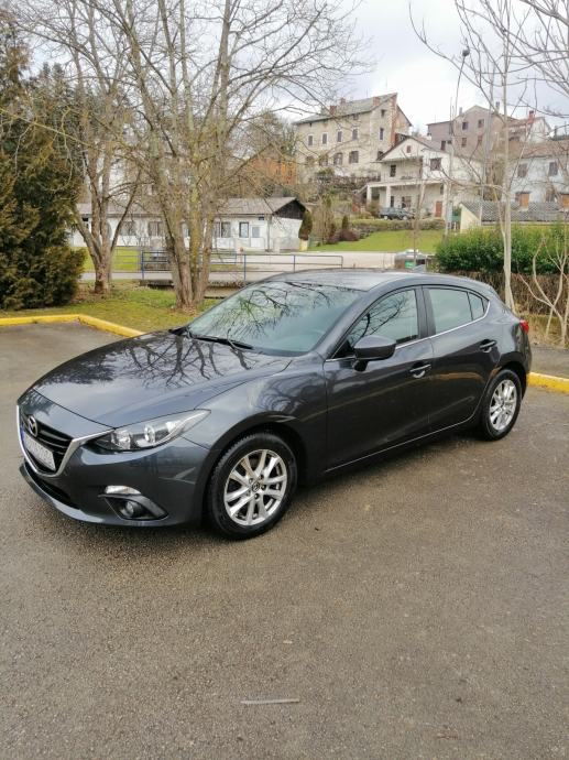 Mazda 3 Sport CD105 Challenge AT + reg. 10/20 + jamstvo 05/21