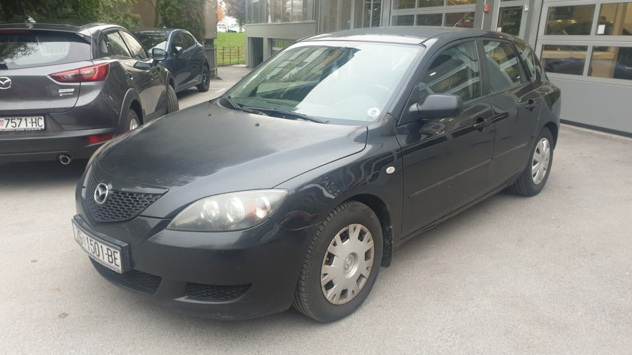 Mazda 3 Sport CD110 TE