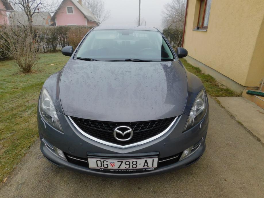 Mazda 6 2.0  CD Koža