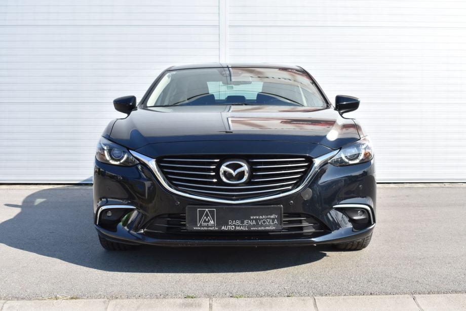 Mazda 6 2.2 CD automatik *HR*NAVIGACIJA, GRIJANJE SJEDALA*