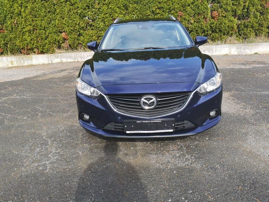 Mazda 6 2.2 Turbodiesel NAVI,KOŽA,113 000 KM