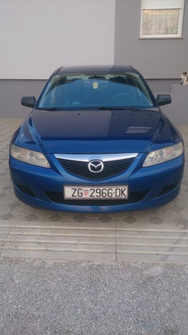 Mazda 6 CD 120 CE