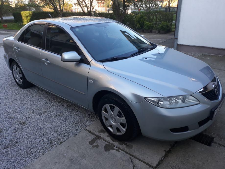 Mazda 6 CD 136 TE