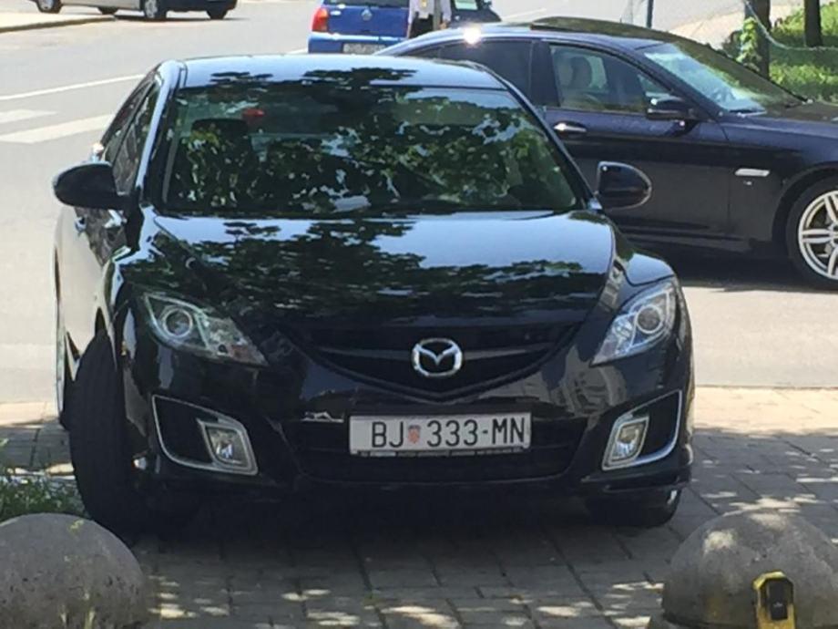 Mazda 6 CD140 GT