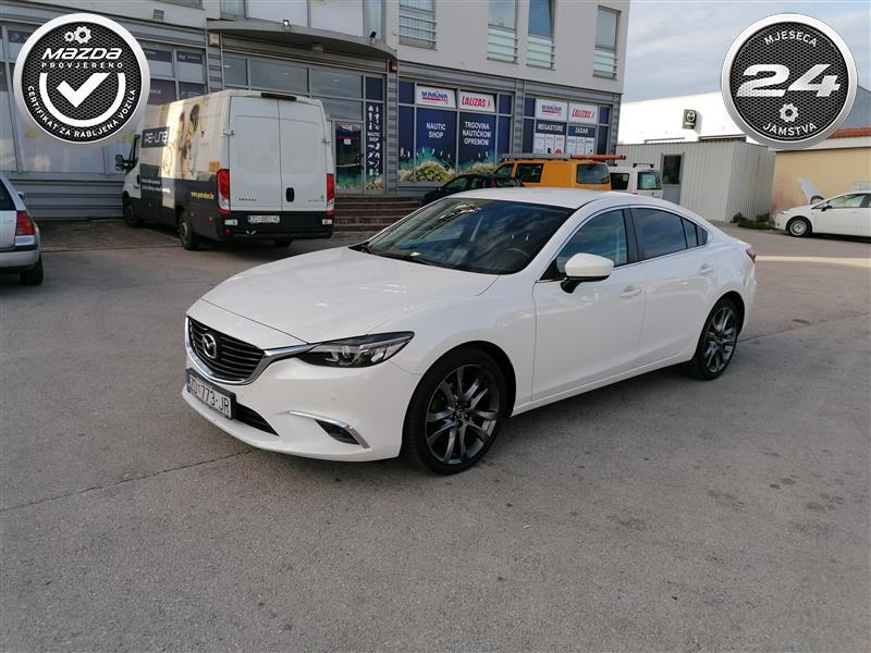 Mazda 6 CD150/ATTRACTION