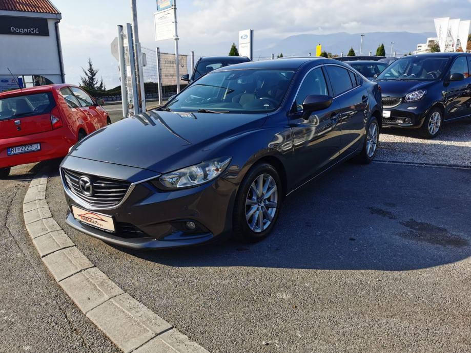 Mazda 6 2.2D - 2013 - NAVI - GARANCIJA 1 GOD - REGISTRACIJA 1 GOd !!!