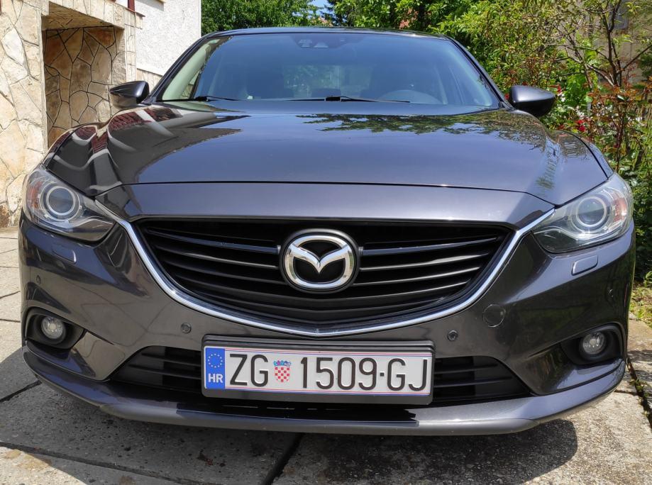 Mazda 6 CD150