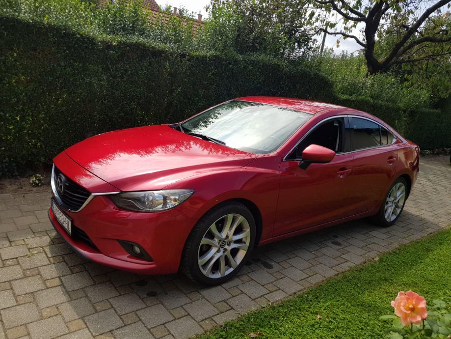 Mazda 6 CD150, REVOLUTION TOP