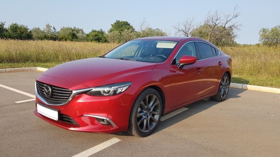 Mazda 6 CD175 2.2D - Revolution Top - 1. vlasnik - garaž - full oprema