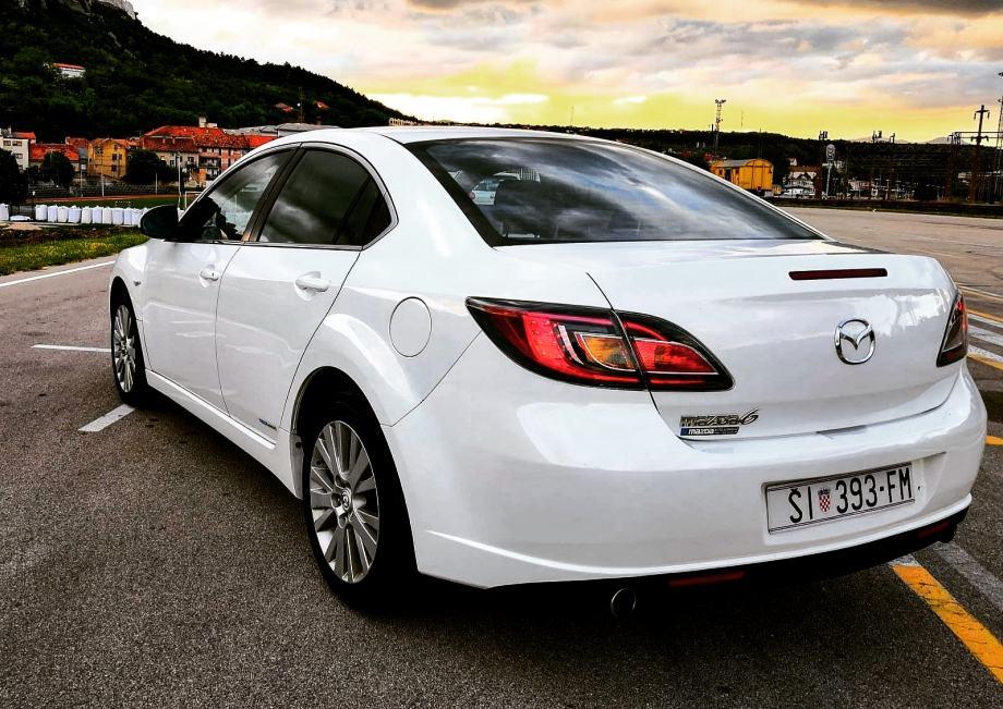 Mazda 6 2.0iTE 2010god 1 VLASNIK reg 6/2021 CIJENA 50 ...