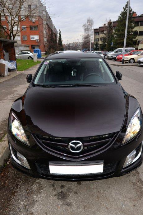 Mazda 6 Sport 2,5 i GTA - top model, full, zamjena - PRILIKA!