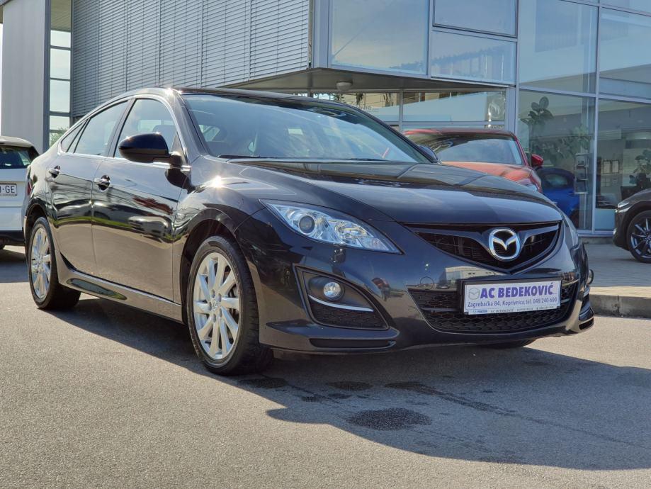 Mazda 6 SPORT CD129 MIRAI ⭐KUPLJENA NOVA U RH SERVISNA⭐PRVI VLASNIK