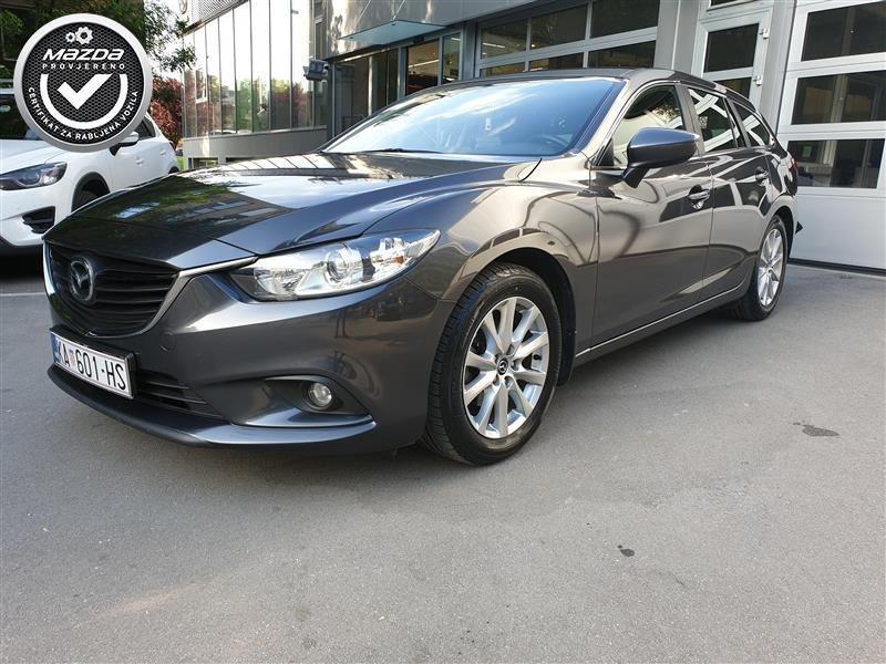 Mazda 6 Sport Combi CD150 (FACELIFT - Redizajn)