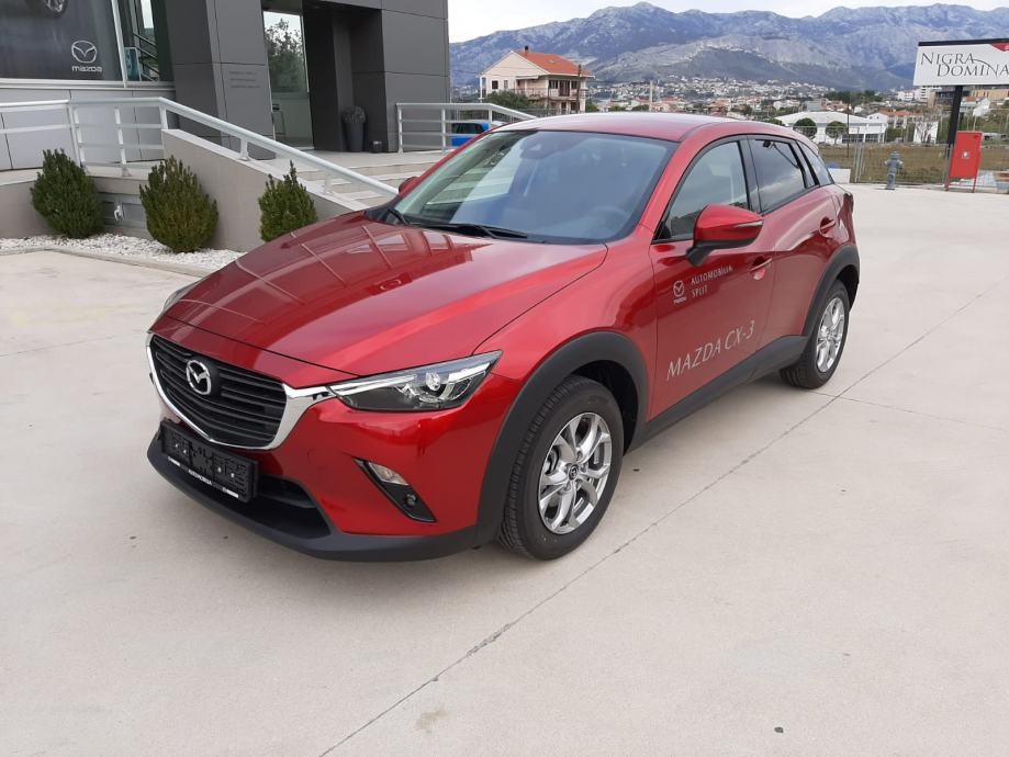 Mazda CX-3 G121 ATTRACTION
