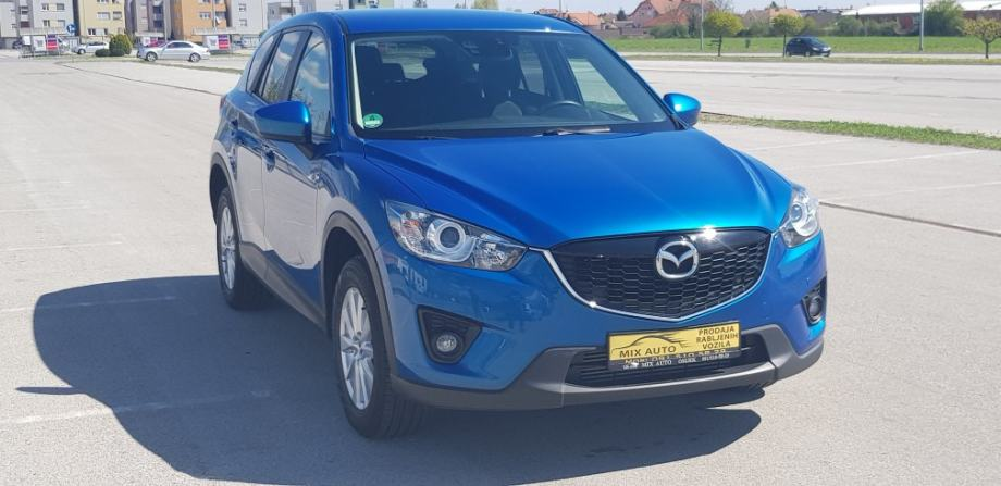 Mazda CX-5 CD150 Challenge 119000 TKM REG DO 6.2020.PRVI VLASNIK TOP