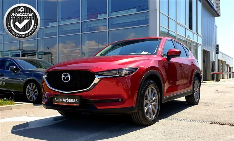 Mazda CX-5 CD150 TAKUMI