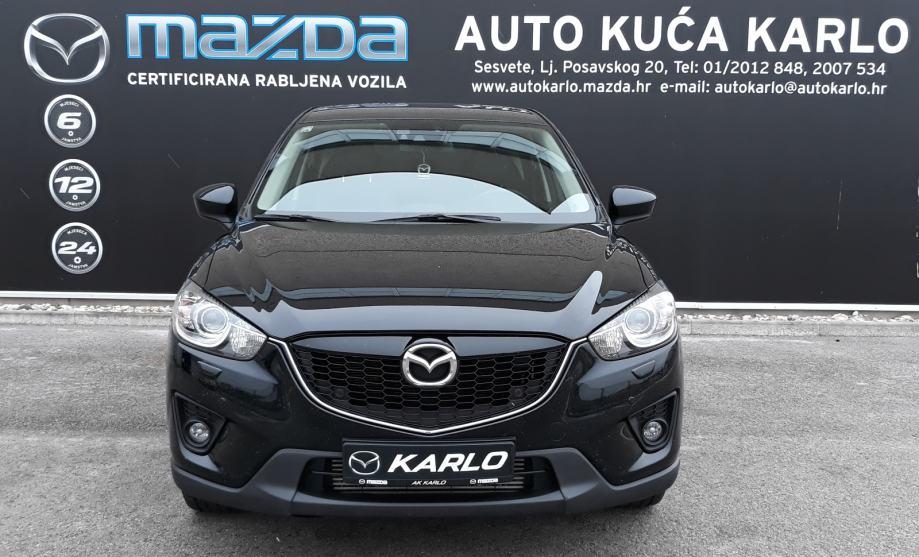 Mazda CX-5 CD175 AWD AT REVOLUTION TOP *1. VLASNIK**REG. DO 5/2020*