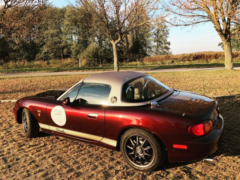 Mazda MX-5 1.8iS Icon Special Edition, *HR*Vozilo, 1 vl. samo 78.000km