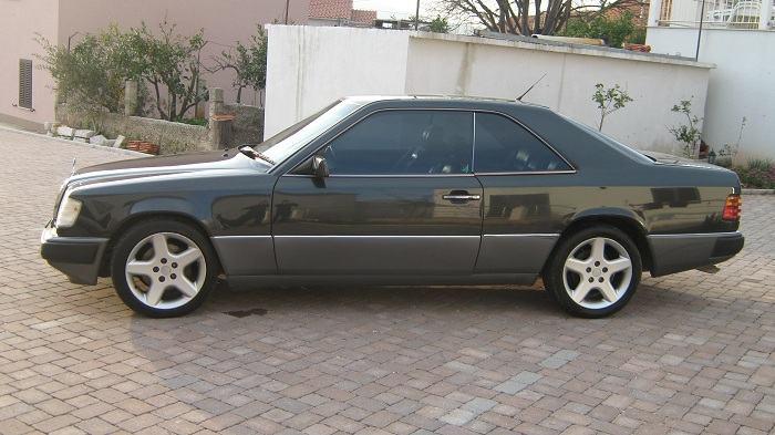 Mercedes 124 320ce automatik