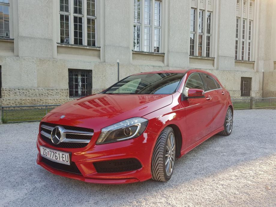 Mercedes a klasa Mercedes
